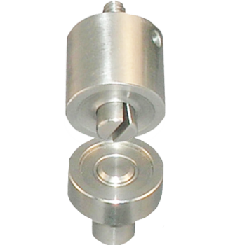 """#4 (1/2"""")(15.4mm)Self-Piercing Grommet Dies -Made Of High Quality Stainless Steel A4020"""