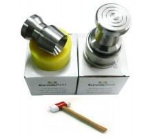 "#7.5 (1"")( 25 mm ) Round Curtain&Drapery Grommet Hand Tool Set(Stainless Steel Best Quality)"